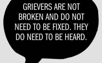 Managing Grief in the Workplace – Do We Have Work to Do?