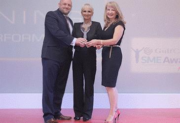 PROTRAINING Wins the Customer Focus Award of the Year