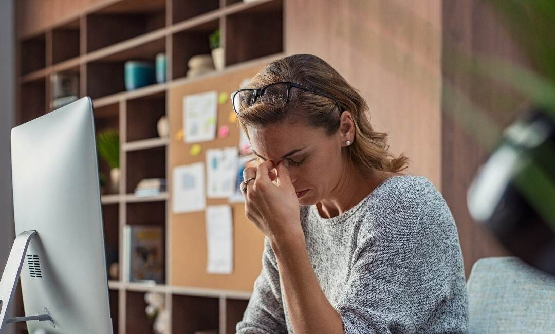 Are you experiencing job burnout?